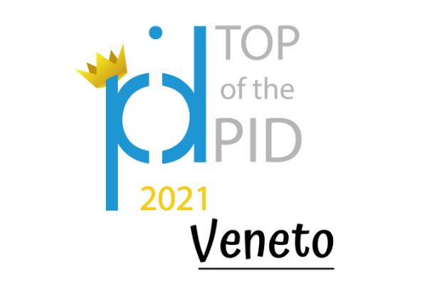 Top of the pid Veneto